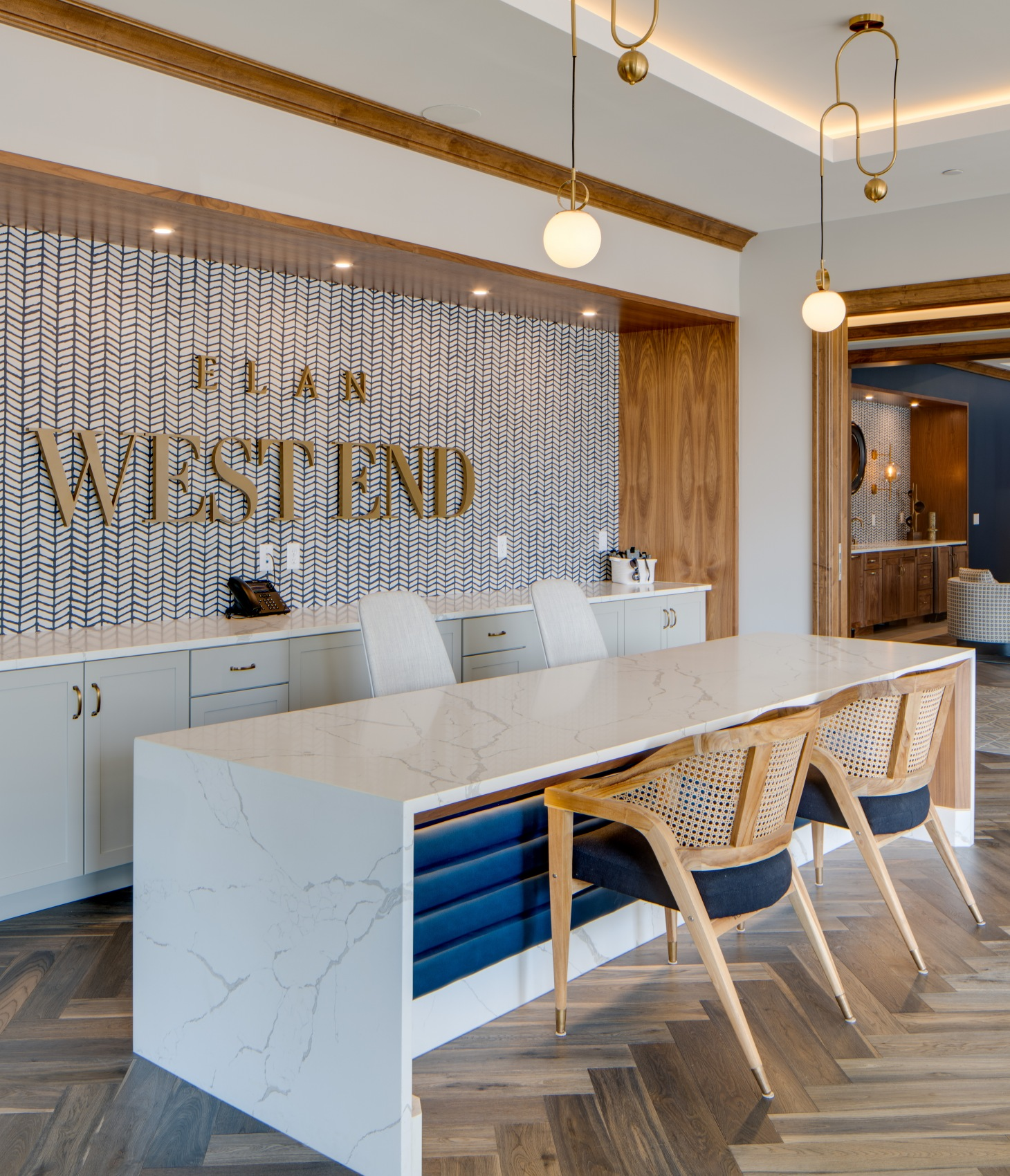 Elan West End Leasing Office